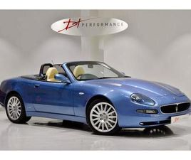 2003 52 MASERATI SPYDER 4.2 V8 2D 385 BHP STUNNING COLOUR COMBINATION (2003)