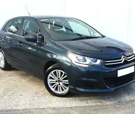 CITROEN C4 BLUE HDI100 1.6 D FEEL HATCH FOR SALE IN CARLOW FOR €8,995 ON DONEDEAL