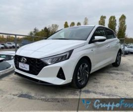 HYUNDAI I20 1.0 T-GDI 5 PORTE ACTIVE CONNECTLINE - AUTO USATE - QUATTRORUOTE.IT - AUTO USA