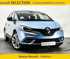 RENAULT GRAND SCENIC ICONIC TCE 140 GP FOR SALE IN CORK FOR €29,990 ON DONEDEAL