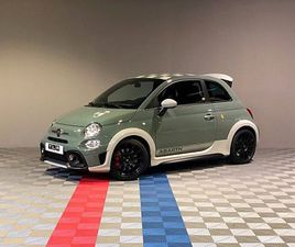 ABARTH 695 70TH ANNIVERSARIO SPECIAL EDITION OCCASION