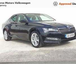 SKODA SUPERB 2.0 TDI 150 BHP DSG SEL FOR SALE IN TIPPERARY FOR €35950 ON DONEDEAL