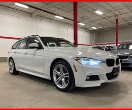 USED 2018 BMW 3 SERIES 328D XDRIVE TOURING M-SPORT EDITION II CLEAN CARFAX!
