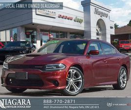 USED 2020 DODGE CHARGER GT | SUNROOF