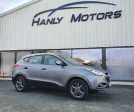 HYUNDAI IX35 1.7 DIESEL EXECUTIVE 2WD 115HP FOR SALE IN ROSCOMMON FOR €13,495 ON DONEDEAL
