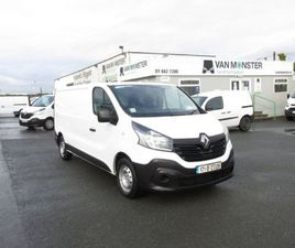 RENAULT TRAFIC LL29 DCI 120 BUSINESS 3DR FOR SALE IN DUBLIN FOR €11,450 ON DONEDEAL