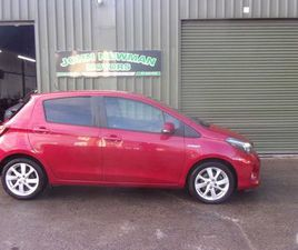 2017 TOYOTA YARIS HYBRID FOR SALE IN MEATH FOR €16,950 ON DONEDEAL