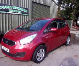2014 KIA VENGA 5DR FOR SALE IN MEATH FOR €8,995 ON DONEDEAL
