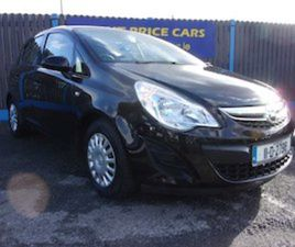 OPEL CORSA, 2011 FOR SALE IN DUBLIN FOR €5450 ON DONEDEAL