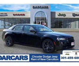 BRAND NEW BLACK COLOR 2020 CHRYSLER 300 TOURING FOR SALE IN NEW CARROLLTON, MD 20784. VIN