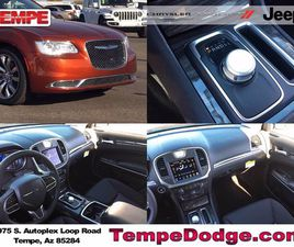 BRAND NEW ORANGE COLOR 2020 CHRYSLER 300 TOURING FOR SALE IN TEMPE, AZ 85284. VIN IS 2C3CC