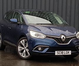 USED 2018 (18) RENAULT SCENIC 1.2 TCE 130 DYNAMIQUE NAV 5DR IN GLASGOW