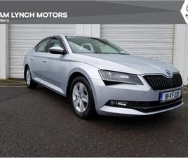 SKODA SUPERB AMBITION 2.0 TDI 150 BHP FOR SALE IN KERRY FOR €26,500 ON DONEDEAL