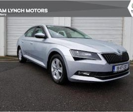 SKODA SUPERB AMBITION 2.0 TDI 150 BHP FOR SALE IN KERRY FOR €26950 ON DONEDEAL