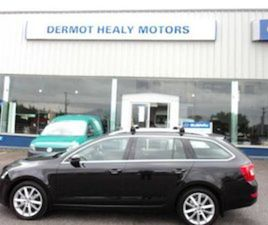 SKODA OCTAVIA COMBI STYLE 1.6TDI 110HP FOR SALE IN KERRY FOR € ON DONEDEAL