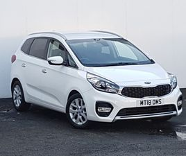 USED 2018 (18) KIA CARENS 1.7 CRDI ISG [139] 2 5DR DCT IN LINWOOD