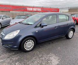 OPEL CORSA, 1LTR 12V ECOFLEX 2010 FOR SALE IN MEATH FOR €3950 ON DONEDEAL