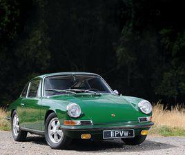 PORSCHE 911 S 1967 - UK - GIELDA KLASYKÓW