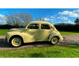 RENAULT 4CV-1950-EX MOTOR MUSEUM-NOW RESTORED-BEAUTIFUL EXAMPLE