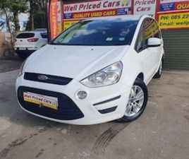 FORD S-MAX, 2011 TITANIUM FOR SALE IN DUBLIN FOR €6999 ON DONEDEAL