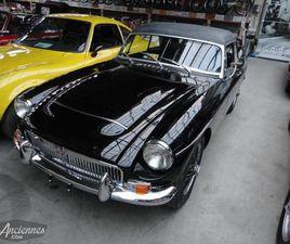 MG MGC - 1968