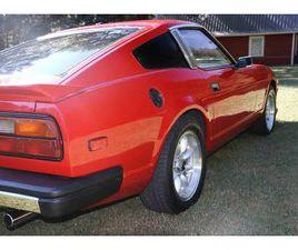1980 DATSUN 280ZX COUPE