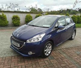PEUGEOT 208, 2013 IMMACULATE FOR SALE IN DUBLIN FOR €8,995 ON DONEDEAL