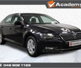 SKODA SUPERB GREAT VALUE FULLY LOADED FOR SALE IN MEATH FOR €19990 ON DONEDEAL