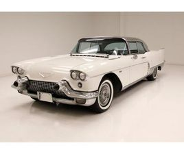 FOR SALE: 1958 CADILLAC ELDORADO IN MORGANTOWN, PENNSYLVANIA