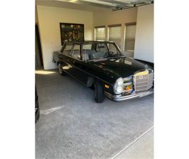 FOR SALE: 1968 MERCEDES-BENZ 250S IN CADILLAC, MICHIGAN