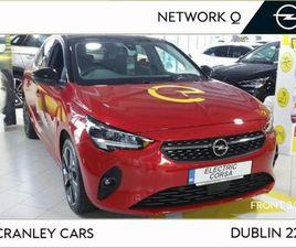 OPEL CORSA-E EV ELITE 136 PS 2.9 FINANCE 3 YEARS FOR SALE IN DUBLIN FOR €31,563 ON DONEDEA