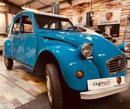 CITROEN 2CV 6 1974 TRES BELLE RENOVATION