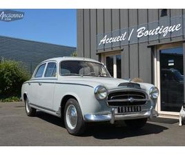 PEUGEOT 403 - 1956