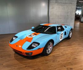 GT 5.4 V8 ´´HERITAGE EDITION´´