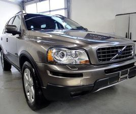 USED 2010 VOLVO XC90 LEVEL III,DVD,3.2 L,7 PASS.ALL SERVICE RECORDS