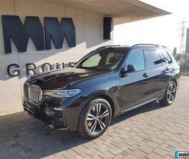 BMW X7 30D M, 2019Г