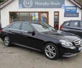 MERCEDES-BENZ E-CLASS E220 CDI SE AUTO FOR SALE IN DUBLIN FOR €15,950 ON DONEDEAL