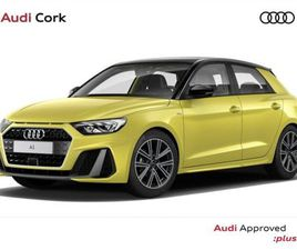 AUDI A1 A1 SPORTBACK S-LINE 1.0 25TFSI 95BHP FOR SALE IN CORK FOR €31,107 ON DONEDEAL