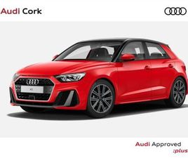 AUDI A1 A1 SPORTBACK S-LINE 1.0 25TFSI 95BHP FOR SALE IN CORK FOR €30,964 ON DONEDEAL