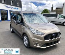 FORD TOURNEO CONNECT NEW MODEL WHEELCHAIR ACCESSI FOR SALE IN MAYO FOR €30,000 ON DONEDEAL