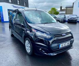 FORD TRANSIT CONNECT WHEELCHAIR 7 SEATS TAXI SPEC FOR SALE IN MAYO FOR €26,000 ON DONEDEAL