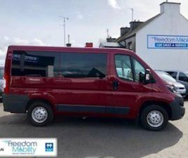 PEUGEOT BOXER 2.2 LITRE DIESEL FOR SALE IN MAYO FOR € ON DONEDEAL