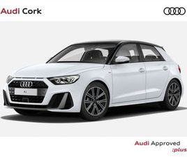 AUDI A1 A1 SPORTBACK S-LINE 1.0 25TFSI 95BHP FOR SALE IN CORK FOR €31,585 ON DONEDEAL