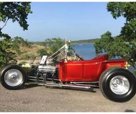 FOR SALE: 1924 FORD T BUCKET IN CADILLAC, MICHIGAN