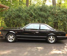 FOR SALE: 1988 BMW 635CSI IN MINNETONKA, MINNESOTA