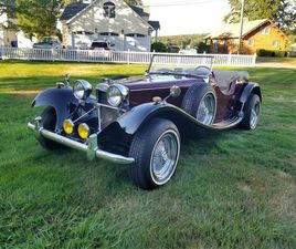 FOR SALE: 1939 JAGUAR SS100 IN ELLINGTON, CONNECTICUT