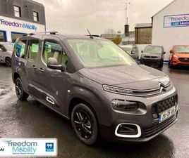 CITROEN BERLINGO MULTISPACE 7 SEATER WHEELCHAIR ( FOR SALE IN MAYO FOR €38,000 ON DONEDEAL