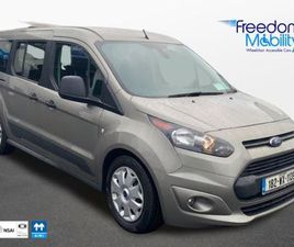 FORD TOURNEO CONNECT WHEELCHAIR ACCESSIBLE FOR SALE IN MAYO FOR €25,950 ON DONEDEAL