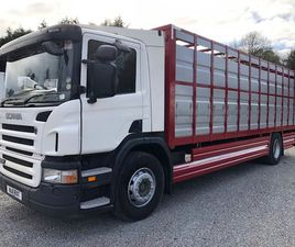 2011 SCANIA P230 25FT CATTLE LORRY FOR SALE IN TYRONE FOR €UNDEFINED ON DONEDEAL