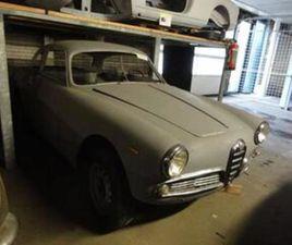ALFA ROMEO GIULIA UIT 01-01-1964 AANGEBODEN DOOR JOOP STOLZE CLASSIC CARS